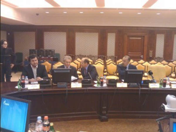 В Москве проходит заседание оргкомитета чемпионата СНГ