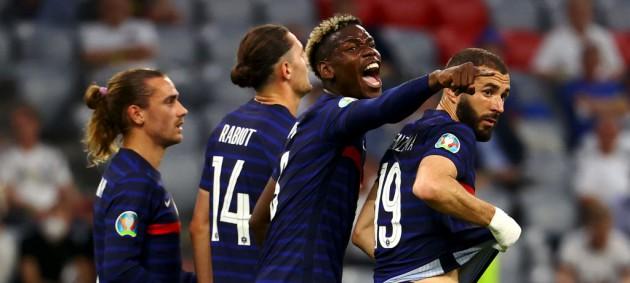 Франция минимально обыграла Германию