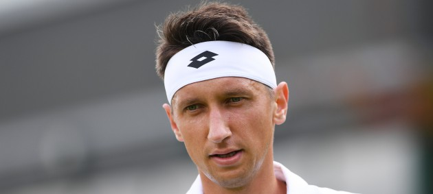 Стаховский пробился во второй круг турнира в Марселе