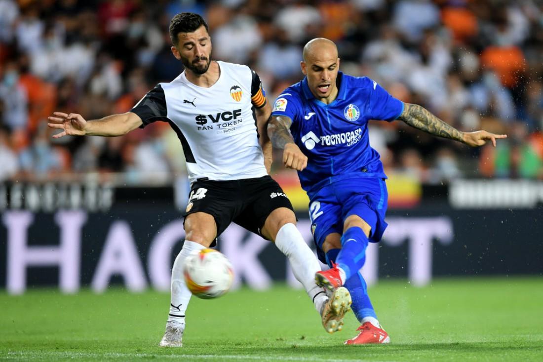 Валенсия - Хетафе: видео гола и обзор матча