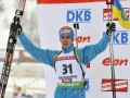Как снег на голову. Украинский биатлонист сенсационно завоевывает серебро