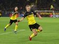 Дубль Холанда принес Боруссии победу над ПСЖ в Лиге чемпионов