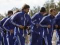 Пять игроков Динамо - под угрозой дисквалификации перед матчем с Шахтером