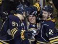 NHL: Баффало справляется с Бостоном, Вашингтон снова проигрывает