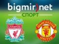 Ливерпуль - Манчестер Юнайтед: 1:2 Трансляция матча чемпионата Англии
