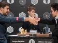 Турнир претендентов по шахматам 2018: Карякин выиграл у Ароняна, Каруана - лидер