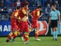 Шикарный гол игрока сборной Черногории через себя в ворота Польши