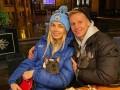 Зинченко вместе со своей невестой посетил Рим