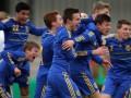 Сборная Украины U-17 в финале Евро сыграет с Россией