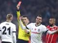 Экс-защитник Динамо Вида получил красную карточку в матче ЛЧ