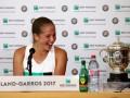 Остапенко: Трудно поверить, что в 20 лет я стала чемпионкой Ролан Гаррос