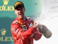 Формула-1: Феттель второй год подряд выиграл Гран-при Австралии