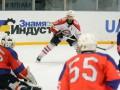 Хоккей: Донбасс разбил Компаньон, Кременчуг в серии буллитов обыграл Витязь