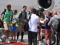 Португалия и Испания - уже в Донецке