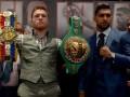Де Ла Хойя: Победитель боя Хан - Альварес будет главной звездой в боксе