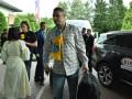 Кличко и Джамала прибыли в Лилль поддержать сборную Украины