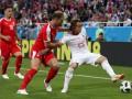 ЧМ-2018: Швейцария на последних секундах вырвала победу у Сербии