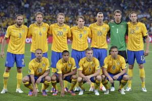 Северное сияние. Швеция красиво побеждает Францию