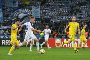Нам с любым соперником тяжело: что говорили игроки Динамо после ничьей в Лиге Европы
