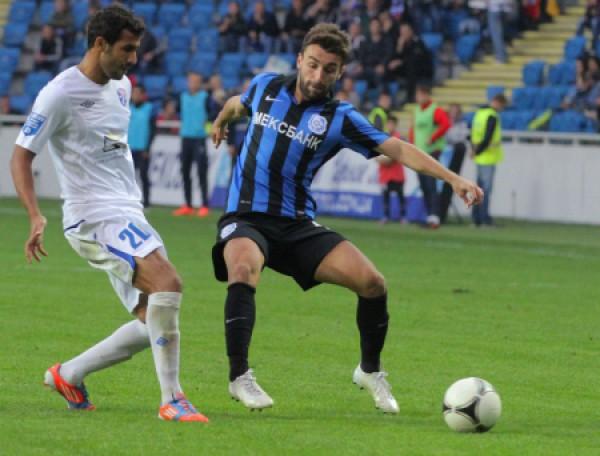 Элис Бакай (Черноморец) – 15 матчей, 5 голов, отдал 1 голевую передачу