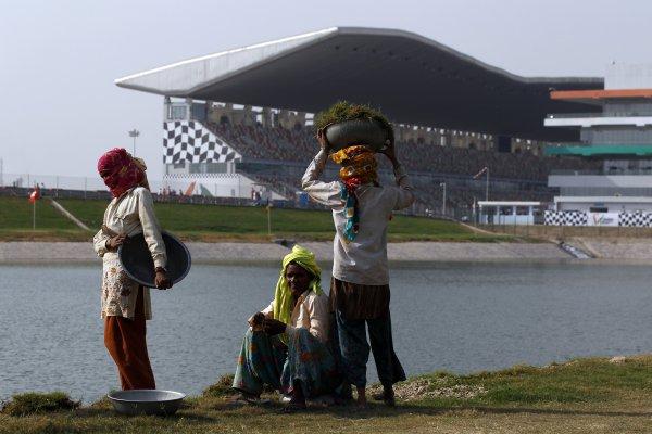 Индия впервые примет этап чемпионата Формулы-1