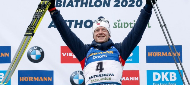 Бе выиграл спринт в Контиолахти, украинцы - вне ТОП-50