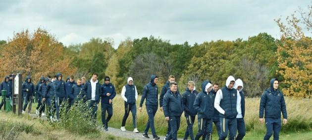Шевченко объявил заявку сборной Украины на матч с Литвой