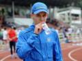 Украинского легкоатлета дисквалифицировали на полгода за длинный язык