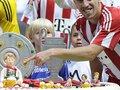 Бавария сыграла против команды из тридцати человек