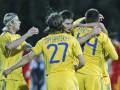 Сборная Украины проведет два товарищеских матча с болгарами