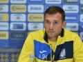 Шевченко останется главным тренером сборной Украины