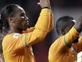 Дрогба: Начало турнира для сборной Кот-Д'Ивуара сложилось удачно