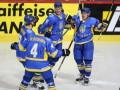 Украина потерпела третье поражение на домашнем ЧМ по хоккею