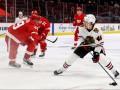 НХЛ: Флорида с трудом обыграла Каролину, Детройт проиграл Чикаго