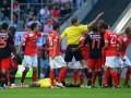 Без футбола. Луизао грозит четыре года дисквалификации за нокаут арбитра