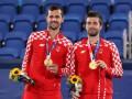 Мектич и Павич стали Олимпийскими чемпионами в парном разряде