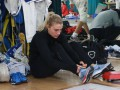 Харлан и Никишин в составе сборной Украины по фехтовании на ЧЕ