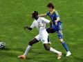 Украина побеждает Нигер в товарищеском матче