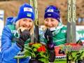 Стал известен состав сборной Украины на женский спринт в Контиолахти