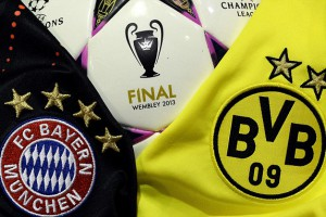 Финал Лиги Чемпионов. Боруссия - Бавария, онлайн трансляция матча