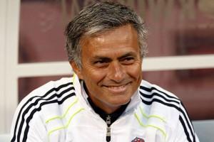 Моуринью с Реалом достиг победной сотни