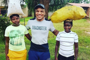 Беленюк: Я не чувствовал себя африканцем в Руанде