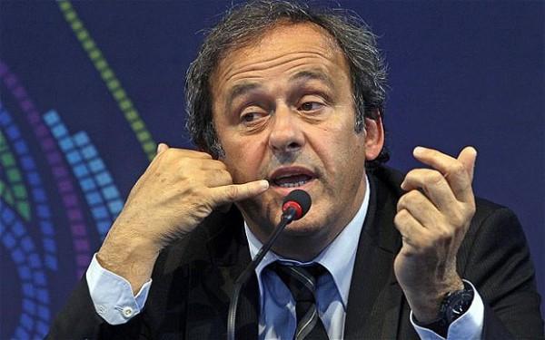 Мишель Платини недоволен словами генсека FIFA