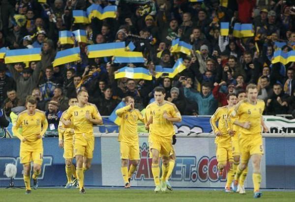Украина одержала историческую победу над Францией