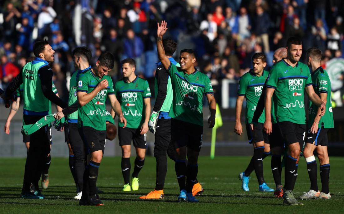 Аталанта - Милан: видео голов и обзор матча