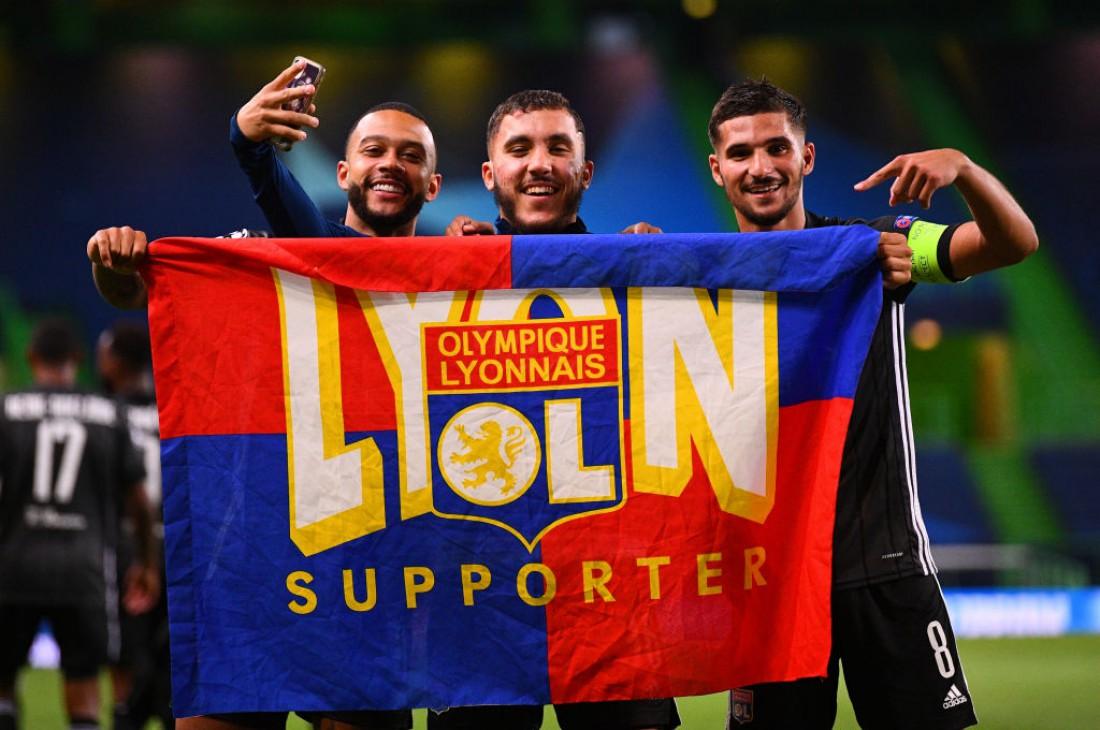 Лион выбил Манчестер Сити и сыграет с Баварией в полуфинале