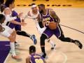 НБА: Лейкерс обыграл Новый Орлеан. Орландо уступил Бруклину