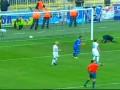Днепр открывает счет в матче с Севастополем
