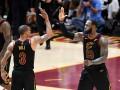 НБА: Кливленд выиграл дома у Бостона и сравнял счет в серии