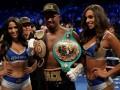 Баду Джек отказался от титула WBA